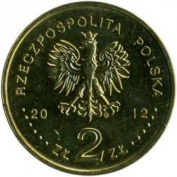 Moneda > 2zlote, 2012 - Polonia  (XXX Juegos olímpicos de verano, Londres 2012) - reverse