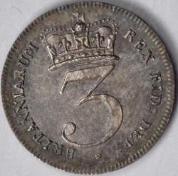 العملة > 3بنس, 1817-1820 - المملكة المتحدة  - reverse