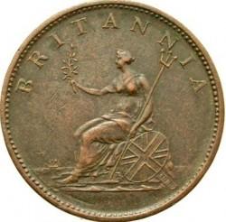 Monēta > ½pens, 1806-1807 - Lielbritānija  - reverse