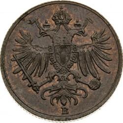 Монета > 1сольдо, 1862 - Ломбардо-Венеційське  - obverse