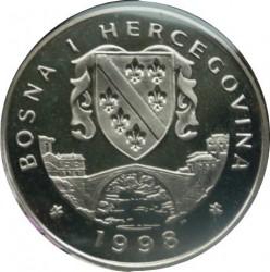 Монета > 5марок, 1998 - Боснія і Герцеговина  (Принцесса Діана) - reverse