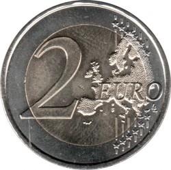 Moneta > 2euro, 2018 - Francia  (100° anniversario - Fine della prima guerra mondiale) - reverse