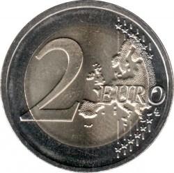 Coin > 2euro, 2017 - Lithuania  (Vilnius) - reverse
