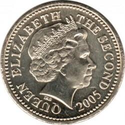 Coin > 1pound, 1998-2006 - Jersey  - obverse