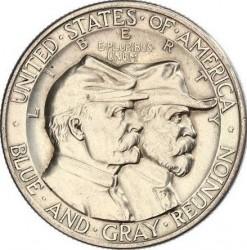 Moneta > ½dollara, 1936 - USA  (75 rocznica - Bitwa pod Gettysburgiem) - obverse