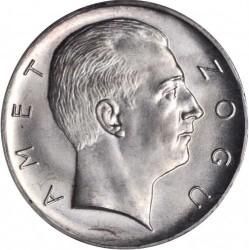 Moneda > 5frangaari, 1926 - Albània  - obverse