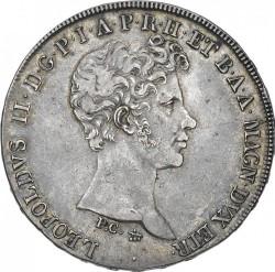 Moeda > 4florim, 1826 - Toscana  - obverse