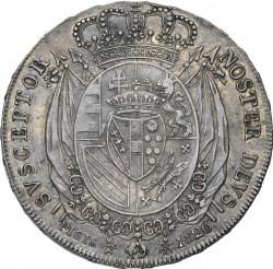 Moeda > 4florim, 1826 - Toscana  - reverse