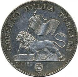 Moeda > 1florin, 1859 - Toscana  - obverse