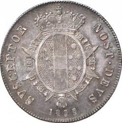 Moeda > 1paolo, 1831-1838 - Toscana  - reverse