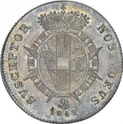 Moeda > 1paolo, 1842-1858 - Toscana  - reverse