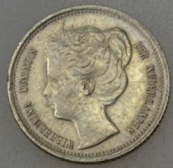 Moneda > 1/10florines, 1901 - Curazao  - reverse
