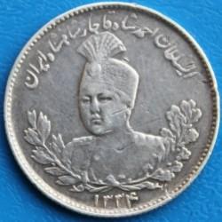 Münze > 1000Dinar, 1913-1925 - Iran  - obverse
