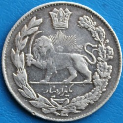 Münze > 1000Dinar, 1913-1925 - Iran  - reverse