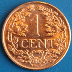 Monēta > 1cents, 1944-1947 - Kirasao  - reverse