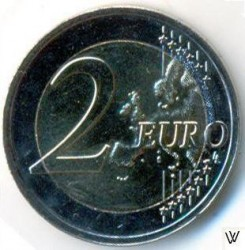 מטבע > 2אירו, 2018 - ליטא  (100th Anniversary - Baltic States) - reverse