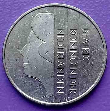 1 Gulden 1982 2001 Niederlande Münzen Wert Ucoinnet