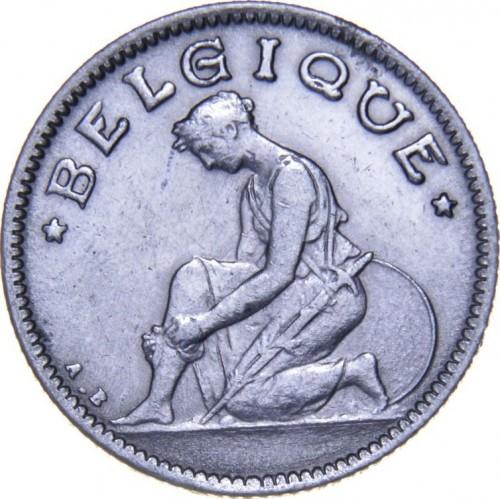 50 Centimes 1922 1933 Belgique Belgium Coin Value Ucoin Net