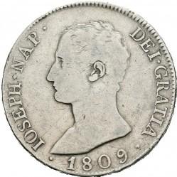 Moneta > 20reali, 1808-1813 - Hiszpania  - obverse