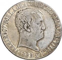 Moneta > 20reali, 1822-1823 - Hiszpania  - obverse