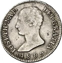 Moneta > 4reale, 1808-1813 - Hiszpania  - obverse