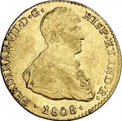 Münze > 2Escudo, 1808-1809 - Spanien  - obverse