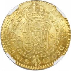 Münze > 2Escudo, 1814-1833 - Spanien  - reverse