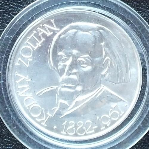 25 Forint 1967 Zoltán Kodály Ungarn Münzen Wert Ucoinnet
