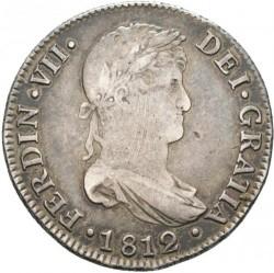 Moneta > 4reale, 1812-1833 - Hiszpania  - obverse