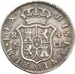 Moneta > 4reale, 1812-1833 - Hiszpania  - reverse