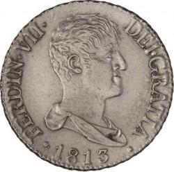 Moneta > 2reale, 1810-1814 - Hiszpania  - obverse