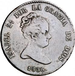 Moneta > 4maravedis, 1835-1836 - Hiszpania  - obverse