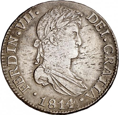 8 Reales 1809 1830 Spanien Münzen Wert Ucoinnet