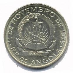 Monedă > 50lwei, 1977-1979 - Angola  - obverse