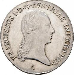Монета > 1талер, 1817-1824 - Австрія  - obverse