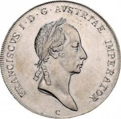 Монета > 1талер, 1825-1830 - Австрия  - obverse