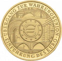 Moeda > 100euro, 2002 - Alemanha  (Início da Circulação do Euro) - obverse
