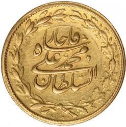 Moneda > 5000dinars, 1906-1907 - Iran  - obverse