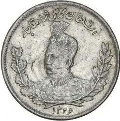 Moneda > 1000dinars, 1908-1909 - Iran  - obverse