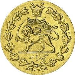 מטבע > 5000דינר, 1910-1912 - איראן  - reverse