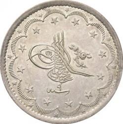 Monēta > 20kurušu, 1839 - Osmaņu impērija  (Old type) - obverse