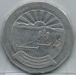 Кованица > 20ариариа, 1992 - Мадагаскар  - obverse