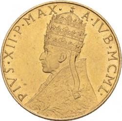 Moneta > 100lirów, 1950 - Watykan  - obverse