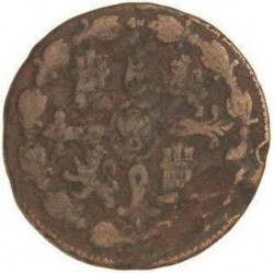 Монета > 8мараведи, 1809-1813 - Испания  - reverse