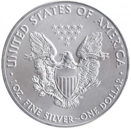 1 Dollar 2018 Aigle Am 233 Ricain Argent 201 Tats Unis D