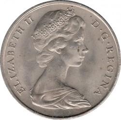 Монета > 1крона, 1969 - Острови Теркс і Кайкос  - obverse