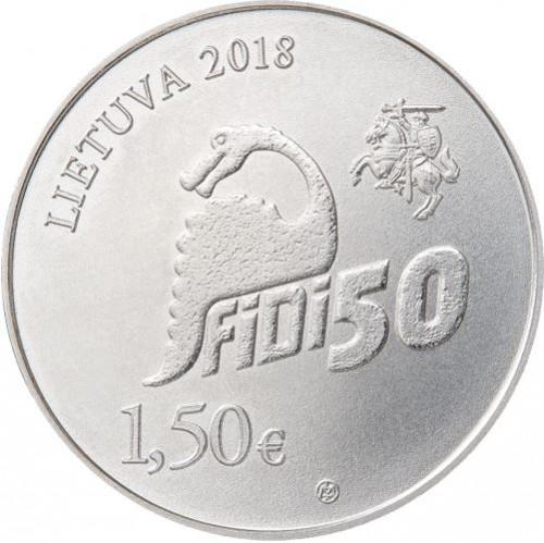 1½ Euro 2018 Physicists Day Of Vilnius University Litauen
