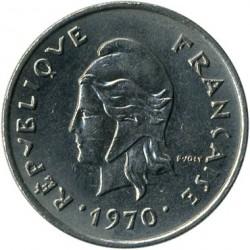Кованица > 10франака, 1967-1970 - Нови Хибриди  - obverse