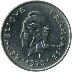 Кованица > 10франака, 1967-1970 - Нови Хибриди  - reverse