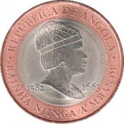 Monedă > 20kwanza, 2014 - Angola  - obverse